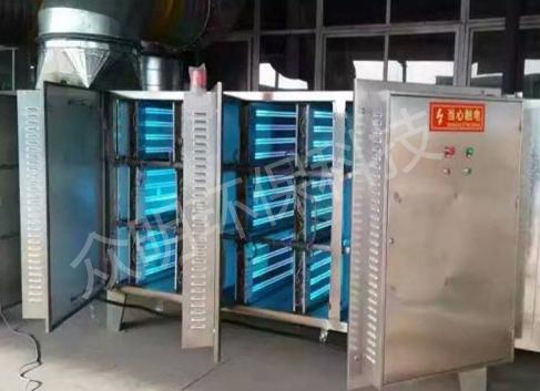 UV光氧催化安装