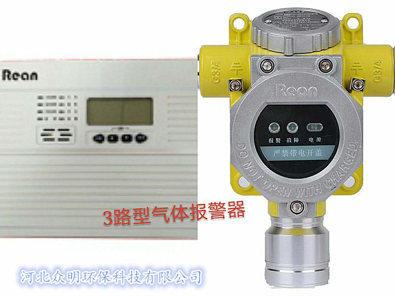 VOC固定式气体探测器@深圳固定式气体探测器厂家